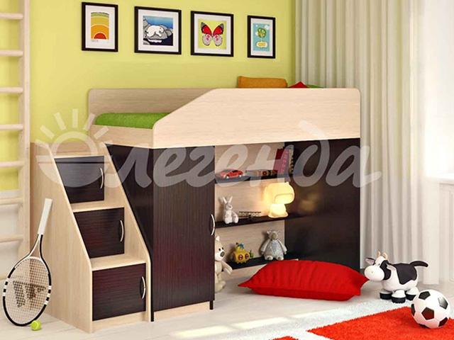 Детская кровать Легенда-11.5
