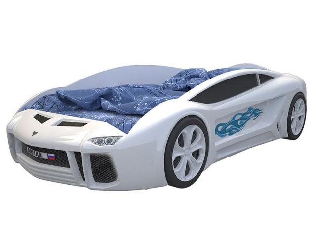 Кровать двухспальная на швеллерах МДФ