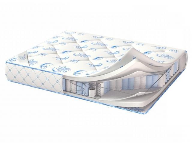 Двухъярусная кровать Милана-2