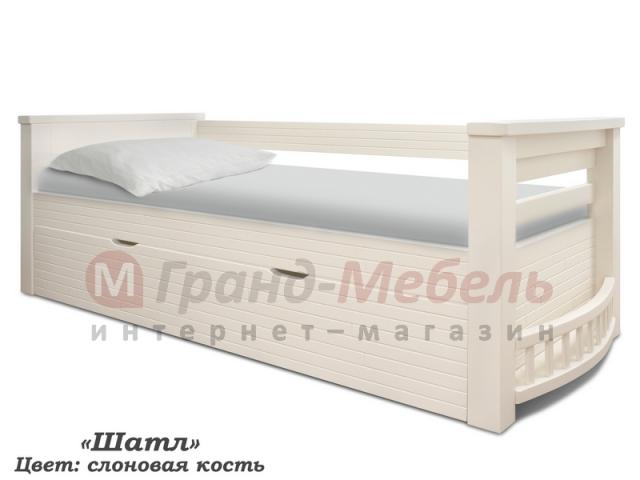 """Детская кровать """"Шатл"""""""