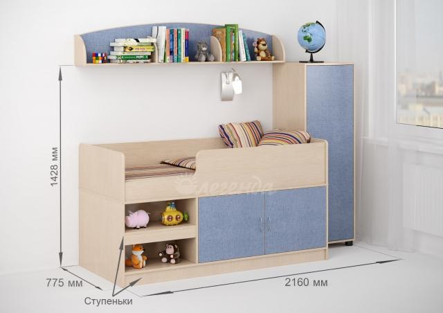 Детская комната Легенда №22