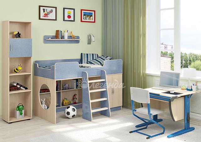Детская комната Легенда, комплект 2