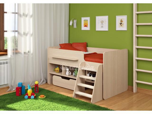 Детская кровать Легенда-6