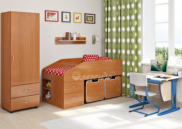 Детская комната Легенда, комплект 8