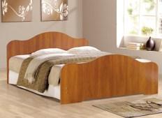 Кровать Т-образный кант
