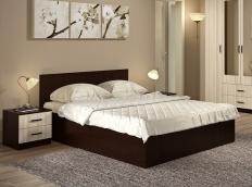 """Двуспальная кровать """"Ронда"""""""