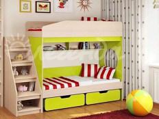 Двухъярусная кровать Легенда-10