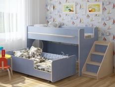 Двухъярусная кровать КР-404