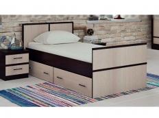 Кровать Сакура - односпальная
