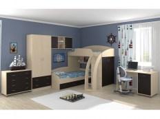 Комната Соня для двоих детей