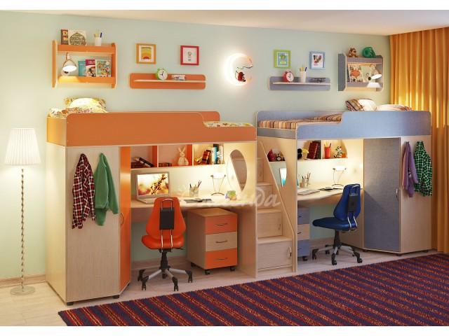Детская комната Легенда 14