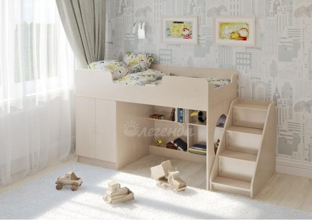 Детская кровать Легенда-2.4