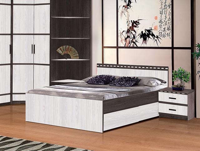 Кровать Ольга-13 с ящиками