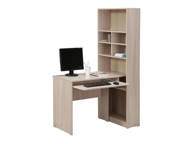 Стол компьютерный со стелажом 10.04  Боровичи
