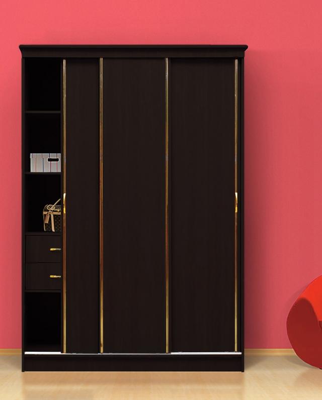 Шкаф-купе 3-створчатый Версаль