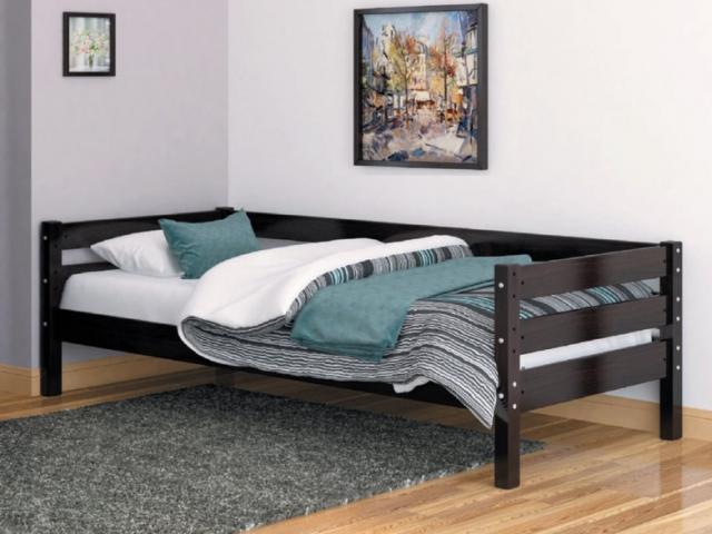 Кровать Глория (массив)