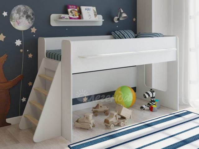 Кровать-чердак Малыш-4