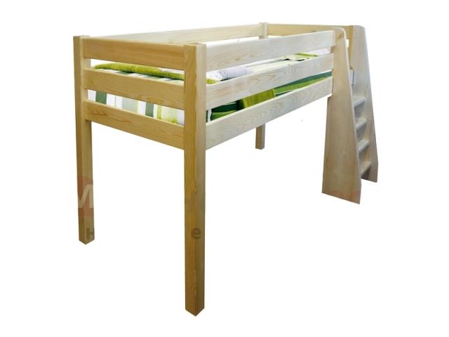 Кровать-чердак Маугли
