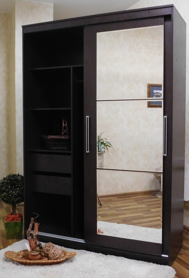 Шкаф-купе КОМФОРТ 13 Альфа мебель
