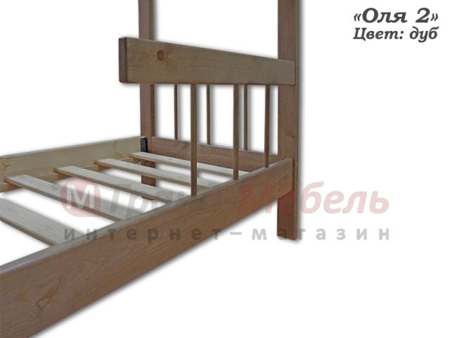 Двухъярусная кровать Оля-2