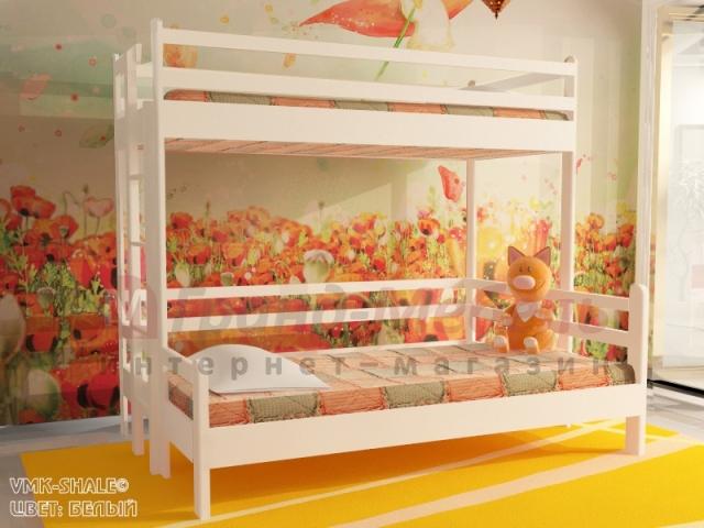 Двухъярусная кровать Орленок