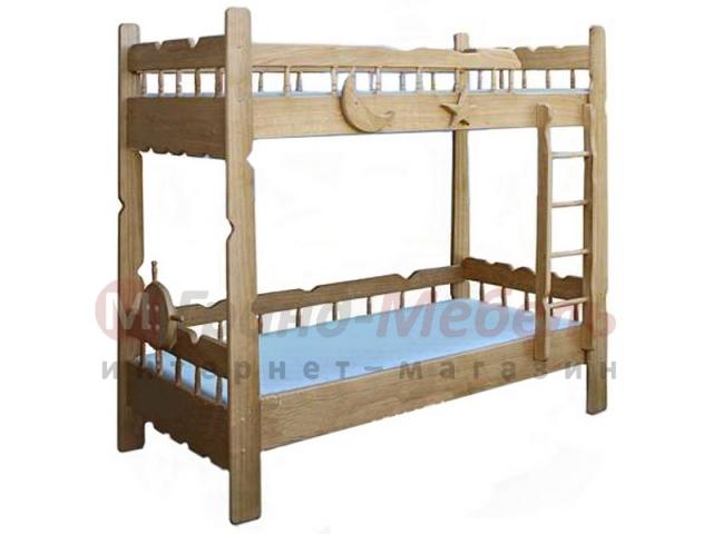 Двухъярусная кровать Штиль