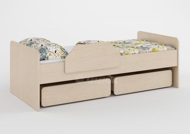 Кровать Легенда-27.1 (съемный бортик)