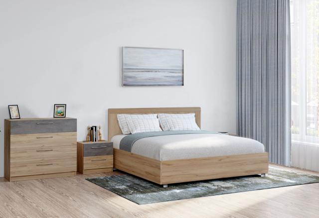 Кровать с подъемным механизмом Лофт-дрим