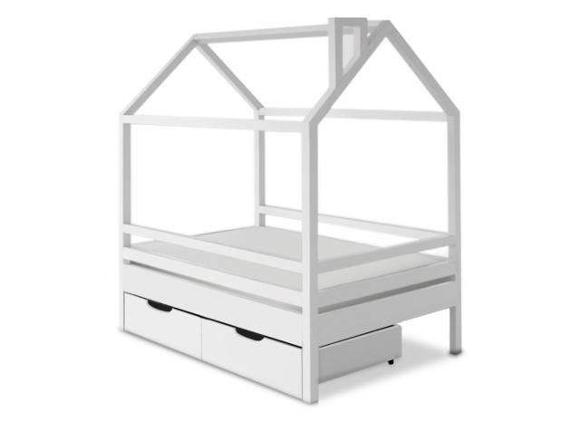 Кроватка Пеппи Массив