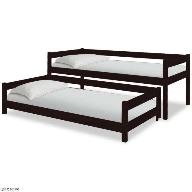 Кровать Юнис Массив