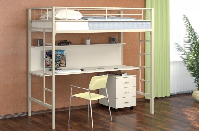 Кровать-чердак Севилья - 1
