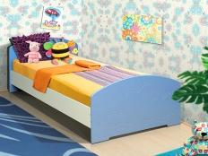 Кровать к набору ГОРКА 10Д