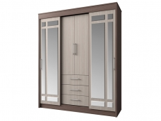 Шкаф-купе Фортуна Альфа мебель