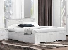 Двуспальная кровать Ольга-1Н