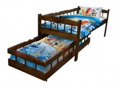 """Детская кровать """"Крузенштерн"""""""