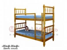 Двухъярусная кровать Наф-Наф