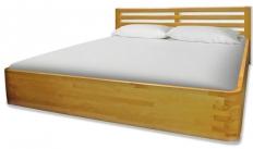 """Кровать """"Аура"""" массив сосны"""