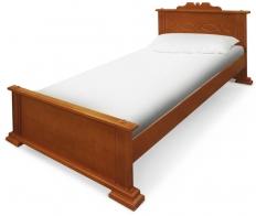 """Кровать """"Венера"""" массив сосны"""