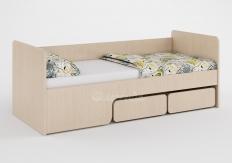 Кровать Легенда-40 с бортиком
