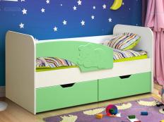 """Кровать детская """"Винни-Пух"""""""
