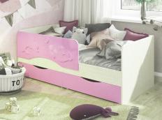 Кровать Дельфин Алиса СКИДКА!