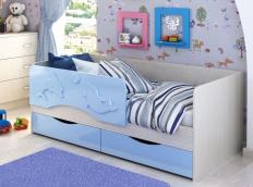Кровать Дельфин Киндер