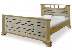 """Кровать """"Камилла"""" массив сосны"""