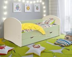 Кровать детская - космос