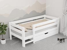 Детская кровать МИЯ, массив