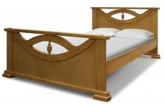 """Кровать """"Эврика"""" массив сосны"""