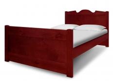 """Кровать """"Дубрава"""" массив сосны"""