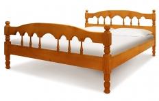 """Кровать """"Капелла"""" массив сосны"""