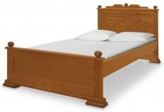 """Кровать """"Виктория"""" массив сосны"""