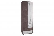 Шкаф для одежды Омега-18 (штанга)